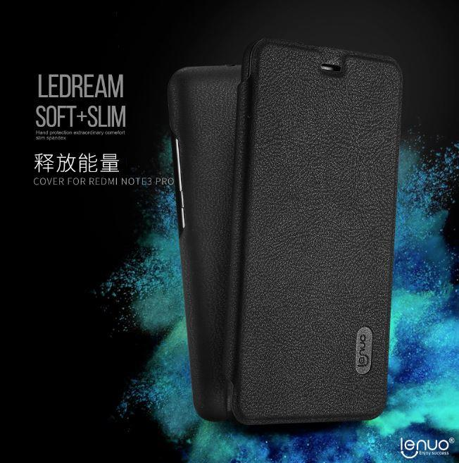 XIAOMI REDMI NOTE 3 PRO Kate Special Edition LENUO Leather Flip Case