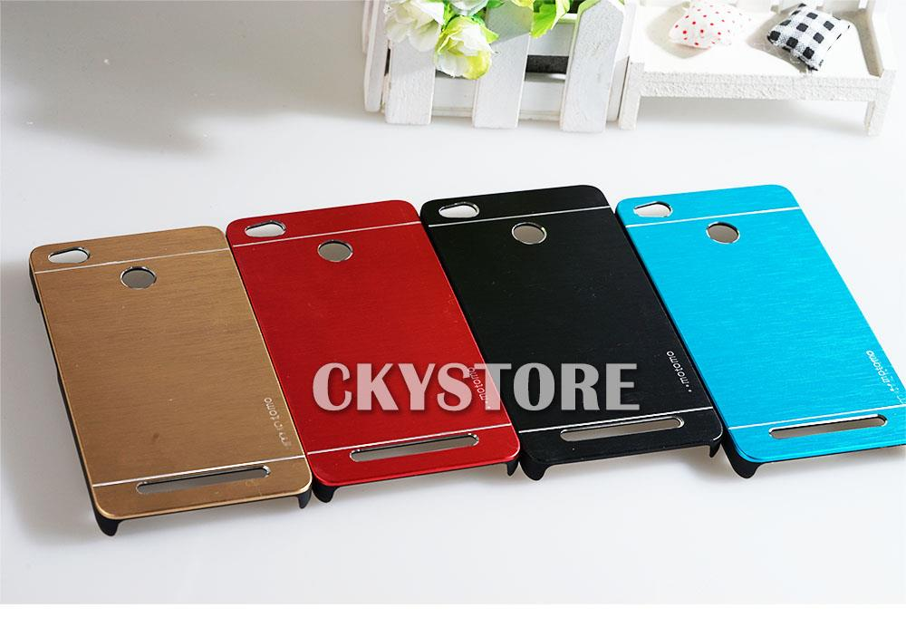 XIAOMI Redmi Note 3 & REDMI NOTE 4 3S PRO MOTOMO METAL SLIM Case