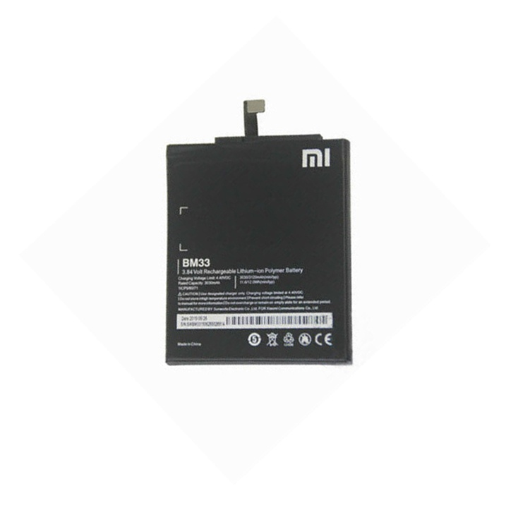 XiaoMi Xiao Mi 4i Mi4i Mi4S Battery BM33 BM38 Replacement Sparepart