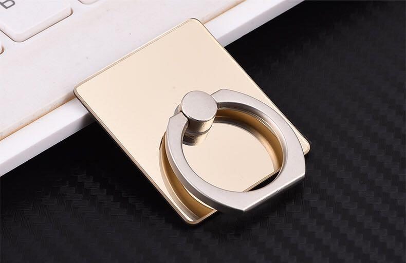XUENAIR Mirror i-Ring 360 Phone Holder Gold
