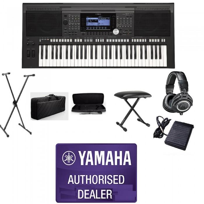 Yamaha PSR-S970 Portable Keyboard Package A (PSRS970)