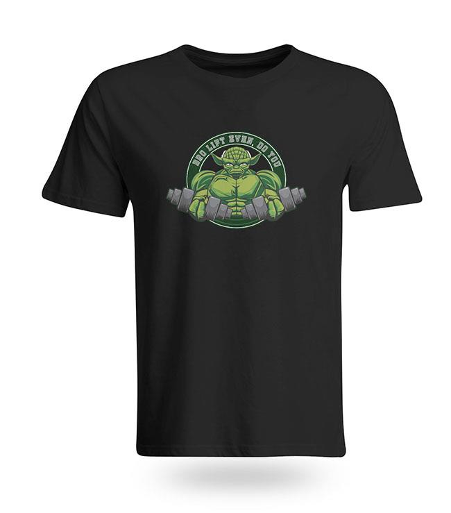 Yoda Workout T-Shirt