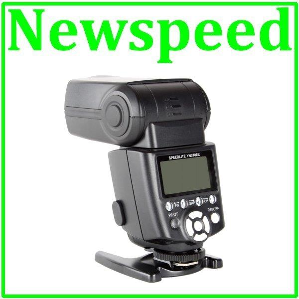 New Yongnuo YN510 TTL Slave Flash for Nikon DSLR Camera YN-510