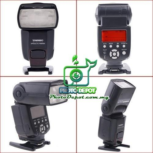 YongNuo YN565 EX TTL Flash Speedlite for Canon