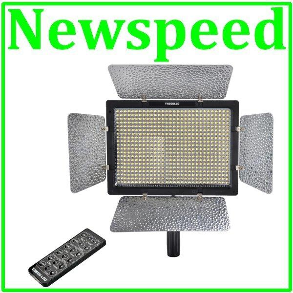 New Yongnuo YN600 LED Video Light YN-600 for DSLR Camera