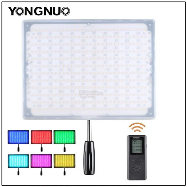 Yongnuo YN600 RGB 3200K~5500K LED Video Light