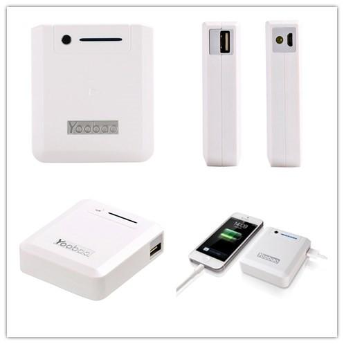 Yoobao Original YB-635 Magic Box 6600 mAh Power Bank - rmtlee