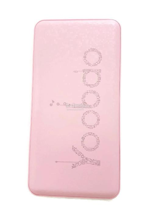 Yoobao PL12 12000mAh Polymer Power Bank (Pink)