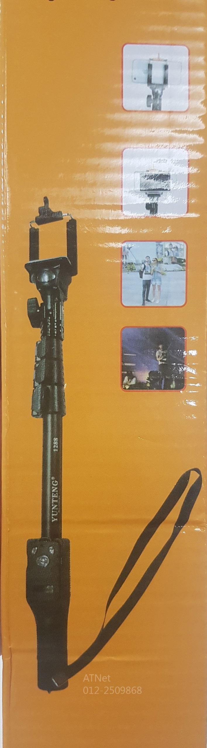 YUNTENG MONOPOD WITH REMOTE CONTROL YT-1288