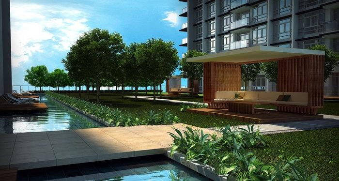 The Z Residence Condo for sale, 2 Car Parks, Bukit Jalil, Near LRT