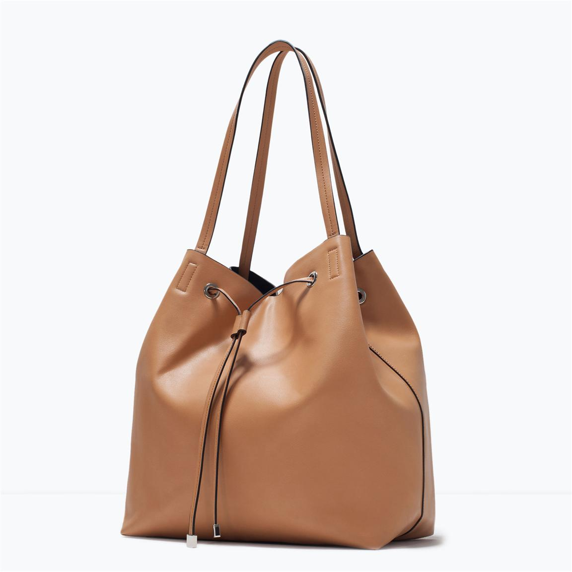 New Zara Leisure Bucket Bag St (end 8/6/2017 2:17 PM - MYT )
