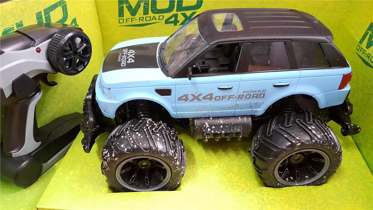 ZC RC Drives Mud Truck OffRoad 4x4 2.4G High Speed 1:14 Scale OFFER!!!
