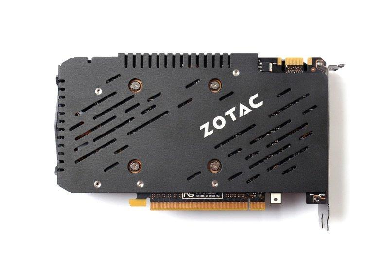 ZOTAC GTX 960 AMP! Edition 4GB DDR5 (ZT-90309-10M) 2+3Years Warranty