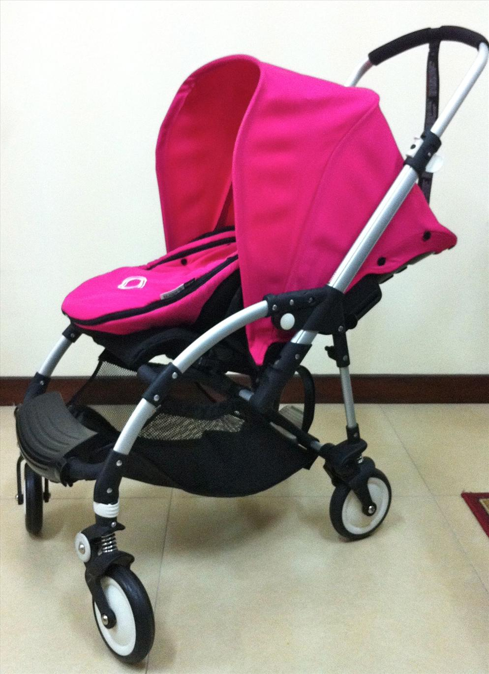 Pre-loved baby stroller for sale - Bugaboo Bee (2010