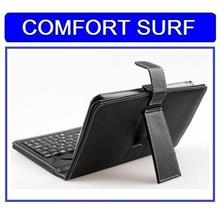 7 inch USB Keyboard Leather Case for Epad Apad MID Tablet PC
