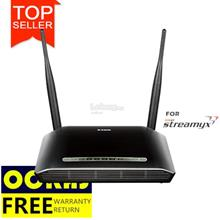 D-LINK DSL-2750E Wireless N 300mbps 3G+ADSL2+ Modem Router Streamyx