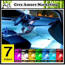 Free Gift + Automotive Interior Atmosphere DIY LED Ambience Light