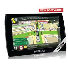 "Papago Z1 + 5"" HD Screen GPS Navigator S1 Software + Free Gifts"