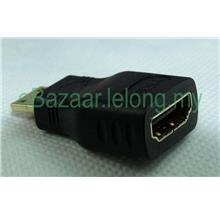 Mini HDMI to HDMI Adapter Converter for Android Tablet AV Out Cable