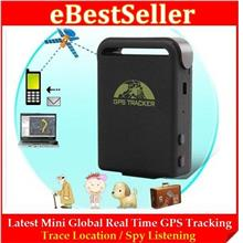 NEW Car Mini Global Real Time GPRS GPS Tracker Kids Tracking Device