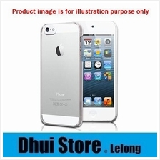 Samsung I8190 Galaxy S III Mini Crystal Clear Transparent Hard Case