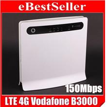Huawei B3000 LTE 4G Wireless Gateway Modem Router 150Mbps MF283 B2000