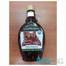 Great Northern Organic Maple Syrup,236ml