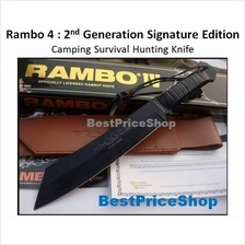 Rambo IV 2nd Generation Signature Edition - Survival Camping Knife - 4