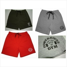 Powerhouse Gold GYM Short Pants