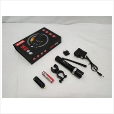 127 - LONGFIRE CREE XPE Rechargeable LED Torchlight + Charger