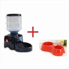 Automatic Pet Feeder Voice Record and LCD Screen-Free WD & 3 Batteries