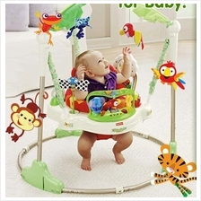 Fisher Price Rainforest Jumperoo Baby walker