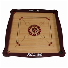 RCL CRB 1600 Carrom Board (6mm plywood,Frame Size:885 X 885 X 38mm)