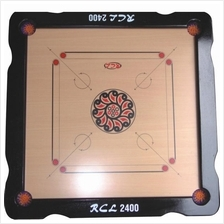 RCL CRB 2400 Carrom Board (12mm plywood, Frame Size:930 X 930 X 40mm)