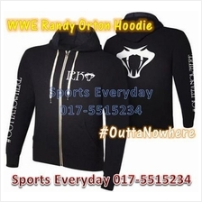 WWE WWF Hoodies Randy Orton RKO Outta No Where WRESTLING BAJU GUSTI