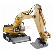 1/20 RC Remote Control Alloy Metal Excavator 11Channel + Dozer Toy Car
