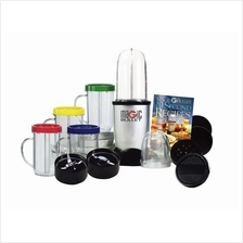 Magic Bullet Deluxe 21 pc Set Blender Mixer High Speed Magic Bullet Ju