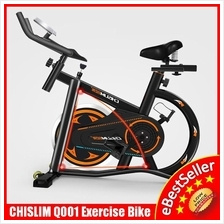 CHISLIM Q001 Home Gym Fitness Spinning Bicycle Exercise Bike QMK-1568