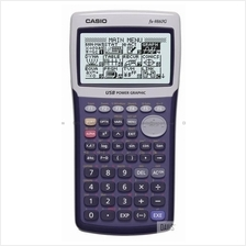 CASIO FX-9860G Calculator Graphic AAA powered