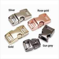 High Quality Metal Buckle for Paracord Bracelet Making 3/8' (10mm)
