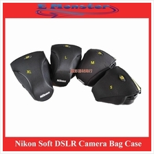 Nikon Soft DSLR camera bag case D90 D7000 D3100 D5100 D60