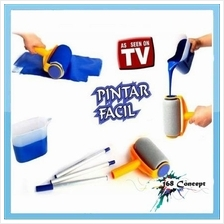 (READY STOCK) Smart Paint Roller Runner Pintar Facil (SA10006)