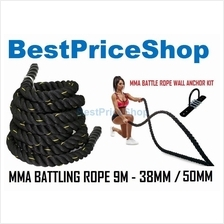 MMA Battling Training Power Muscle Rope Martial Art Slimming Home Gym