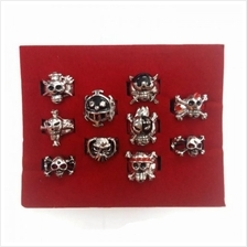 ONE PIECE Ring Cosplay 10pcs Set 1