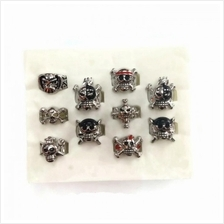 ONE PIECE Ring Cosplay 10pcs Set 2