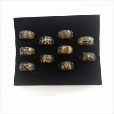 ONE PIECE Ring Cosplay 10pcs Set 4