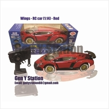 Drift 4WD RC Car Remote Control Drifting Race Car 1/14, Free 4 Tyres