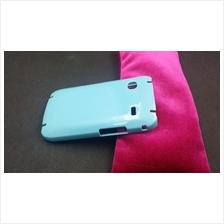 Samsung Galaxy Gio S5660 PC Ultra Thin Hard Back Case Cover Casing (Sky Blue)