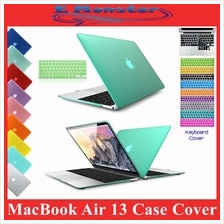 MacBook Air 13 A1369 A1466 Trans Matte Frosted Hard Case Cover