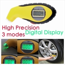 Portable LCD Digital Tire Tyre Pressure Gauge for Cars Motorcycles etc